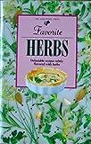 Favorite Herbs, , 155110122X