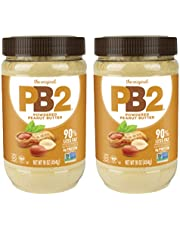 PB2 Powdered Peanut Butter, 16 Oz - 2 Bottle