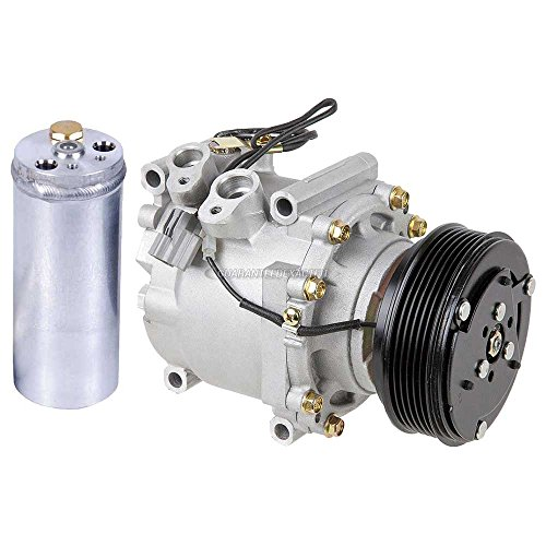 01 honda civic ac compressor - 5