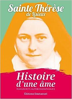 Book's Cover of Histoire d'une âme (Français) Broché – 24 juin 2015
