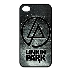 Linkin Park Custom TPU Case Cover Protective Skin For Iphone 4 4s iphone4s-NY926