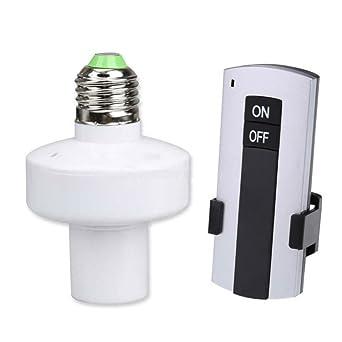 Lampenfassung Konverter Sockel Energiesparlampe Starall E27