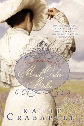 Mail Order Millie (Homespun Book 1)
