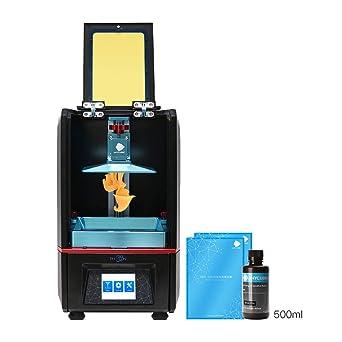 Amazon.com: ANYCUBIC Photon Impresora 3D UV LCD Fotocuring ...