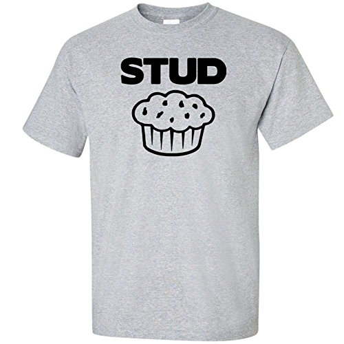 Cheap Stud Muffin Graphic T-Shirt for sale