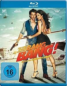 Bang Bang! [Blu-ray]: Amazon.es: Danny Denzongpa, Katrina ...