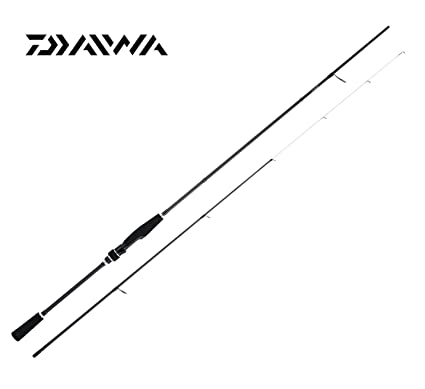 Daiwa caña de Pesca Ninja Drop Shot ds742uls Spinning Light ...