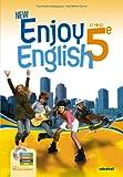 New Enjoy English 5e - Manuel + DVD-rom