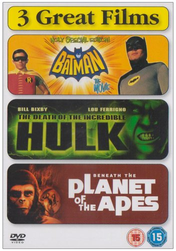 (Batman/Death of the Incredible Hulk/Beneath the Planet... [Import anglais])