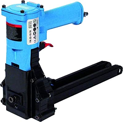 Fasco 11328F Pneumatic Stick Carton Closing Stapler for 1-1/4-inch Crown C Series 3/4-Inch and 5/8-Inch Length Staples