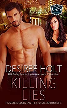Killing Lies (Guardian Security Book 3) by [Holt, Desiree]
