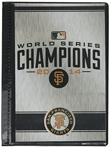(That's My Ticket MLB San Francisco Giants 2014 World Series Mini Photo Album, 4
