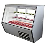 Coolman Commercial Refrigerated High Deli Display Case (60