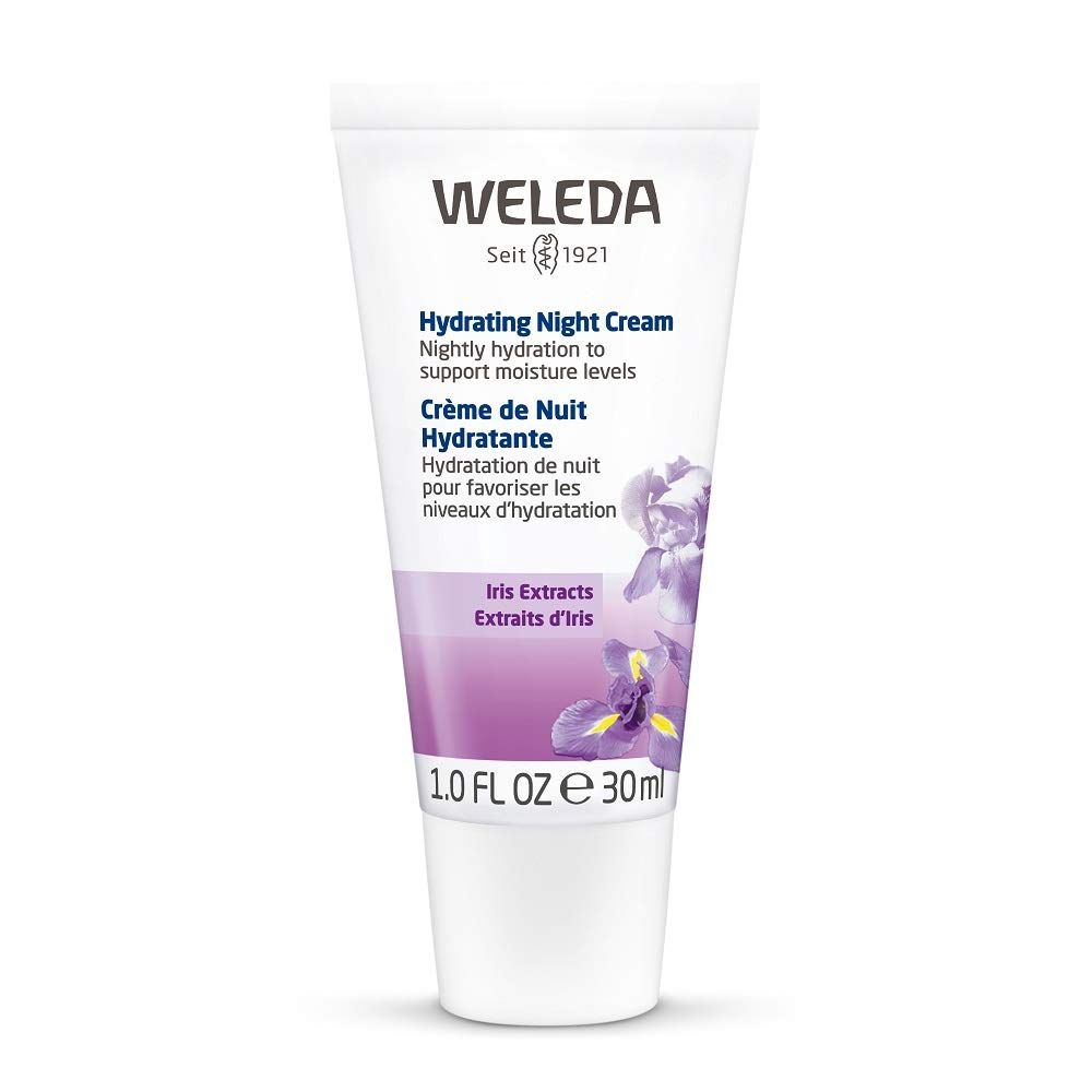 Weleda Hydrating Night Cream, 1 Fluid Ounce by Weleda