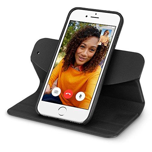 Sena Cases SFD212ALUSW Vettra Schutzhülle für Apple iPhone 6/6s schwarz