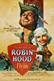 The Adventures of Robin Hood Movie Poster (27 x 40 Inches - 69cm x 102cm) (1938) Style B -(Errol Flynn)(Olivia de Havilland)(Basil Rathbone)(Alan Hale)(Una O'Connor)(Claude Rains)