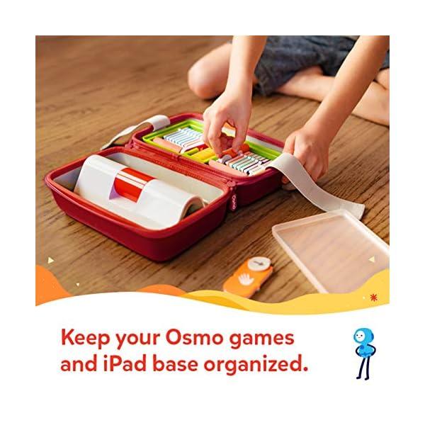 Osmo - Grab & Go - Custodia Grande per iPad Kit e Giochi 4 spesavip