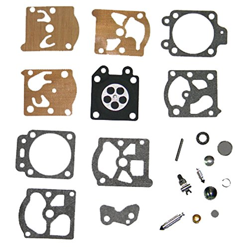 (HIPA Carburetor Rebuild Kit K20-WAT for Carb Echo Homelite Husqvarna Chainsaw String Trimmer)