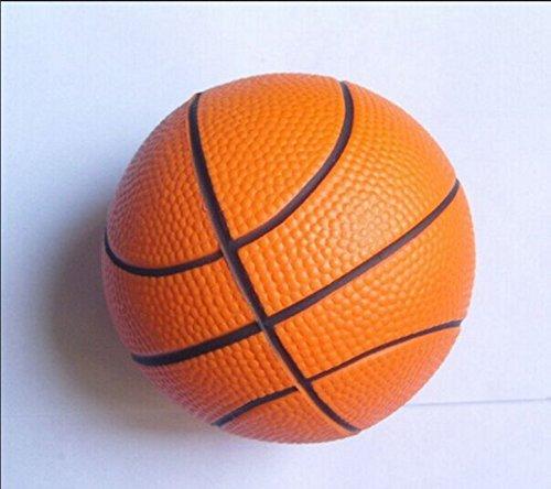 Primi Fitness mano muñeca ejercicio antiestrés ball-basketball Squeeze de pelotas de espuma