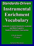 Instrumental Enrichment Vocabulary Stand, Nathaniel Rock, 1599800195