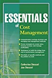 img - for Essentials of Cost Management book / textbook / text book