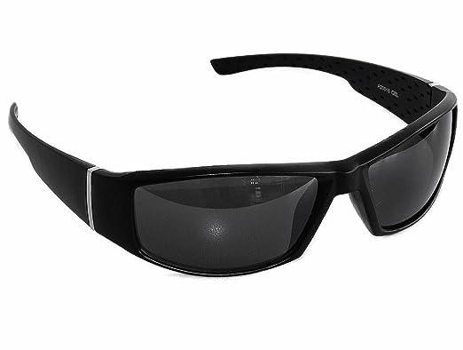 Gil SSC - Lunettes de soleil - Homme Noir noir XXL - Or - M 62Uf7