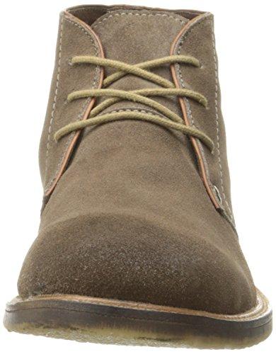 Testosteron Mens Luft Alert Chukka Boots Beige / Tan