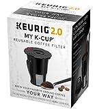 Keurig 119076 Keurig 2.0 My K-Cup, Small, Black (Old Model)