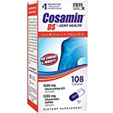 Cosamin DS Joint Health Supplement, 108 Capsules