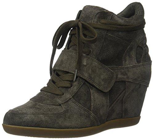 Ash Women's Bowie bis Sneaker, Grey, 36 Medium EU (6 US)