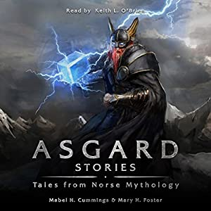 Asgard Stories Audiobook