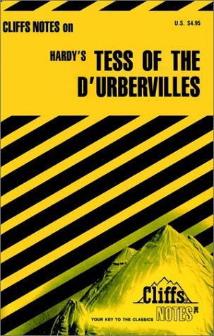 Notes on Hardy's Tess of the D'Urbervilles (Cliffs notes) by Lorraine M. Force (1966-05-13)
