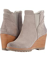 Women's After Hours Chelsea Suede Boot Beach