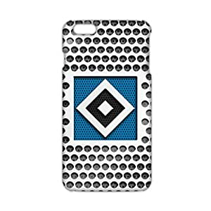 Hamburger SV 3D Phone Case for iPhone 6 Plus