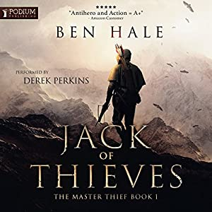 Jack of Thieves Audiobook