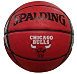 NBA Chicago Bulls Mini Basketball, 7-Inches