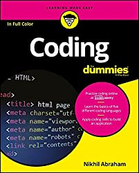Image of the product NEW   Coding For Dummies that is listed on the catalogue brand of For Dummies.