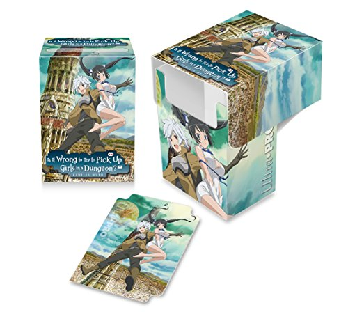 Official-Is-It-Wrong-to-Try-to-Pick-Up-Girls-in-a-Dungeon-DanMachi-Bell-Hestia-Deck-Box