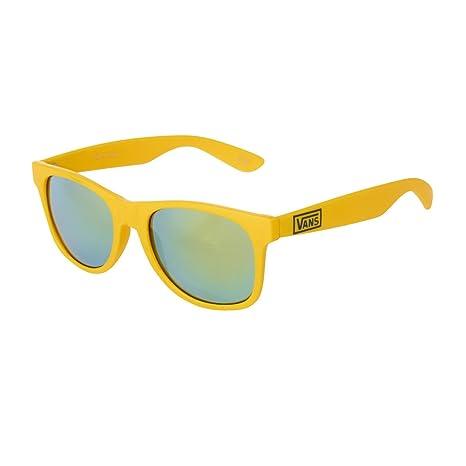 ce3ea19c0e Vans Spicoli 4 Shades - Gafas de sol Hombre, Amarillo (Yellow), Talla  única: Amazon.es: Ropa y accesorios