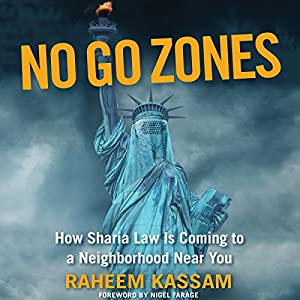 No Go Zones Audiobook