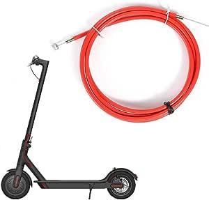 Generico Cable funda de freno compatible para patinete ...