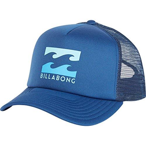 Billabong Men's Podium Trucker, Marine, (Marine Trucker Hat)