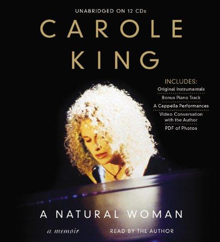 Read Online A Natural Woman (Playaway Adult Nonfiction) PDF