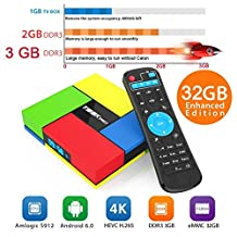 MaQue T95K Pro Amlogic S912 3GB 32GB Smart 4K Android 6.0 Dual WIFI Band 1000M LAN Ethernet Set-top Box Smart Media Player