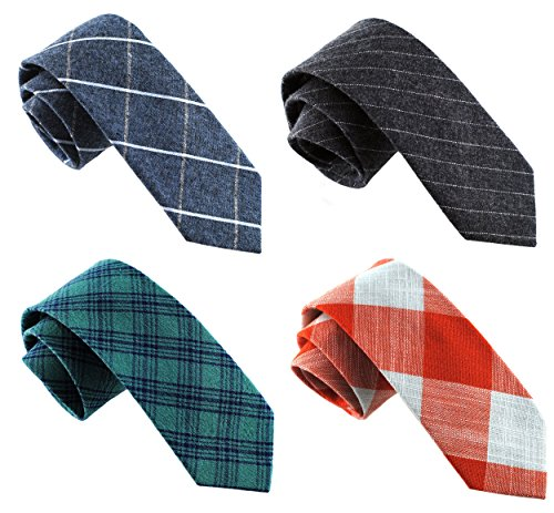 two color ties - 3