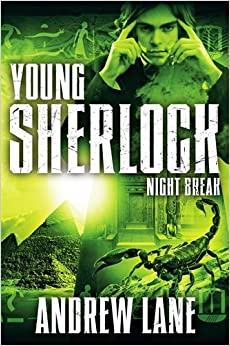 Book Night Break (Young Sherlock Holmes)