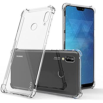 Amazon.com: kwmobile Case for Huawei P20 Lite - Crystal ...