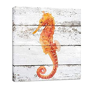 51yZEDvPn7L._SS300_ Seahorse Wall Art & Seahorse Wall Decor