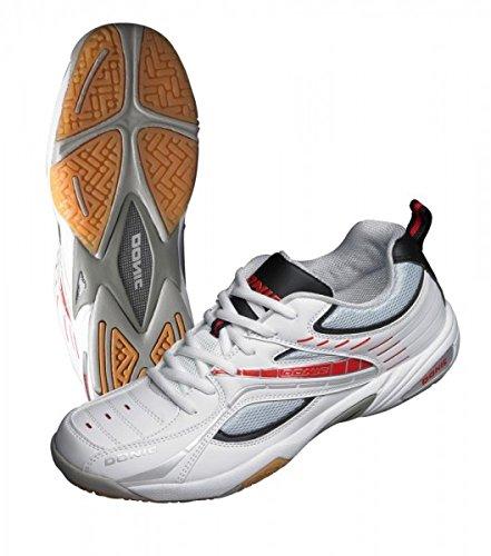 Donic Schuhe Targa Flex III (Restposten) Weiß