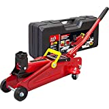BIG RED T820014S Torin Hydraulic Trolley Floor Jack with Carrying Case